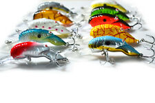 5x fishing floating insect crawfish bait Fly lure Lures Crankbaits 8.9cm/14g