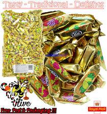 6g - 10kg Fruit Bon Bons Lutti Fruitinettes Individually Wrapped Retro Sweets