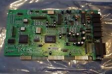 MediaForte SF16-FMI-03 ISA Sound Card FM tuner blaster Vibra16 CT2505 no bracket