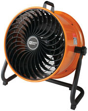 Shop Fan Drum Commercial Garage Industrial Heavy-Duty Velocity Air Circulator