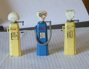 Diecast Petrol Pumps
