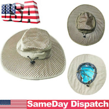 Hydro Cooling Bucket Hat Arctic Hat  UV Protection Keep you Cool outdoor wear