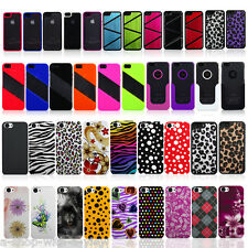 Lots of 120 pcs Wholesale Hard Cases Cover Skins for Apple iPhone 5 5S