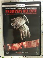 Promesse Del Est DVD Viggo Mortensen Naomi Speede Vincent Cassel D Cronenberg Am