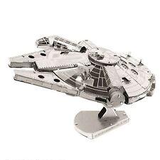 Millennium Falcon Metal Earth 3d Laser Cut Star Wars Miniature Model Kit 2