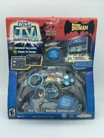 Batman TV Games (TV game systems, 2004) Plug & Play Rare Sealed