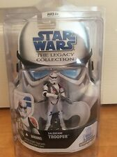 Star Wars El Legado Colección Saleucami Trooper Figura De Acción Moc & Star Case