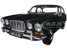 1971 JAGUAR XJ6 SERIES 1 4.2 BRITISH RACING GREEN 1/18 DIECAST BY PARAGON 98302