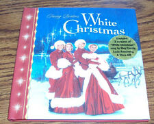 Irving Berlins White Christmas Book with CD – Brand New