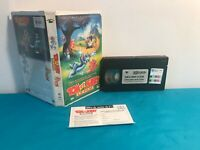 Tom & jerry the movie  VHS tape & clamshell case FRENCH