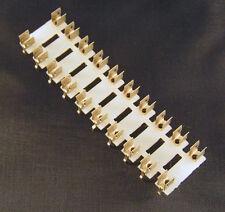 Belling Lee Portafusibles 20mm montaje de PCB Tira de 10 OM0922