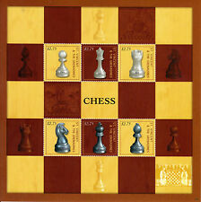 St Vincent & Grenadines 2013 MNH Chess 6v M/S Pieces Pawn Queen Rook Knight