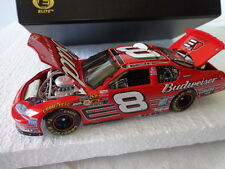 RCCA COLLECTORS ELITE 1:32 LIMITED EDITION  DALE EARNHARDT #8 BUDWEISER 1 OF1500