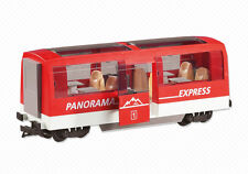 NEW Playmobil 6342 Passenger Train Car Carriage Panorama Express 4124 4397 LGB