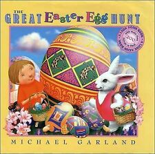 The Great Easter Egg Hunt by Michael Garland (Paperback, 2005)