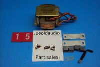 JVC QL-F61 Turntable Transformer w/ Mounting Hardware. Parting Entire Out QL-F61