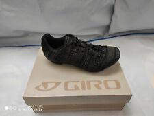 Giro Republic R Knit Cycling Shoe Black/Charcoal EU 38 UK 4.5