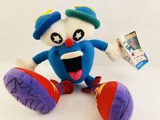 "1996 Atlanta Olympics Izzy Mascot Plush 10-3/4""  Licensed Hologram Dakin"