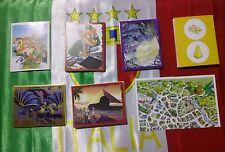 Album GERONIMO STILTON panini 50 Figurine con doppie e triple.. nuove