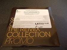 SUGABABES PROMO REMIX COLLECTION CD 11 TRACKS  FREE POSTAGE