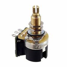 POTENTIOMETRE PUSH PULL CTS500KAudio TaperPOT DPDT Switch Long SplitShaft EP6286