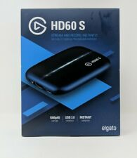 ❗️NEW Elgato HD60 S Game Capture Streamer Black IN HAND USB 3.0❗️FREE SHIPPING!!