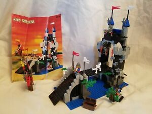 Lego #6078 Royal Drawbridge (1995) 100% Complete with Instructions