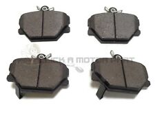 SMART CAR FORTWO CITY COUPE PASSION PURE PULSE FRONT BRAKE PADS SET OF 4