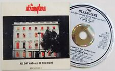 STRANGLERS CD All Day And All Of The Night - JEFF REMIX 1987 + LIVE Tracks