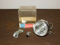 VINTAGE BICYCLE BIKE CYCLE HORN LIGHT in BOX
