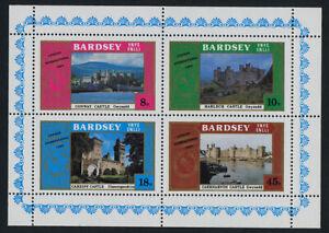 Bardsey m/s MNH Castles, Architecture