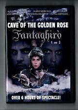 Lamberto Bava FANTAGHIRO 1&2 (1991/92) aka CAVE OF THE GOLDEN ROSE 1&2-DVD Set