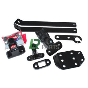 LAND ROVER DISCOVERY 3 & 4 WITTER HEIGHT ADJUSTABLE TOWBAR BRACKET KIT LR007484
