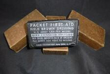 Original WWII US Army Carlisle Dressing and Box