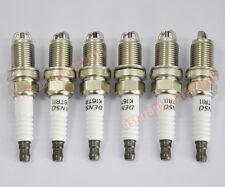 Set 6 Denso OEM# K16TR11 Spark Plug for Toyota 4Runner Tacoma Tundra 90919-01192