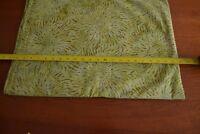 By 1/2 Yd, Olive-Green Quilting Batik, Moda/Tidepool/4308-15 M9056