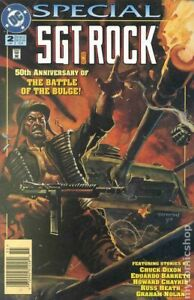 Sgt. Rock Special #2 FN+ 6.5 1994 Stock Image