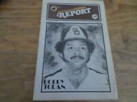 "San Diego Padres Report ""July 31, 1979"" Issue #11 - Free Domestic Shipping"