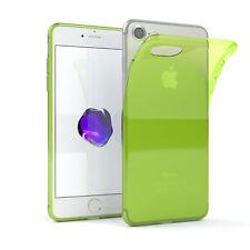 ULTRA Slim Cover per Apple iPhone 8/7 Case in TPU Custodia in Silicone Verde