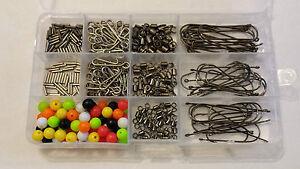 315 piece sea fishing rig making kit with storage box