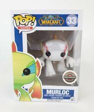 Funko POP! Games World of Warcraft: Murloc #33 vinyl figure White
