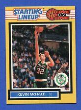 1989 Kenner SLU One on One Card KEVIN McHALE - Boston Celtics