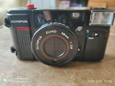 Olympus Zuiko 38mm AFL Quick Flash Camera Made in Japan untested