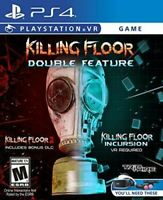 Killing Floor: Double Feature for PlayStation 4 [New Video Game] PS 4