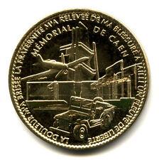 14 CAEN Mémorial, Jeep et avion, 2008, Arthus-Bertrand