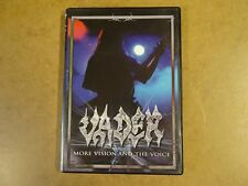 MUSIC DVD / VADER - MORE VISION AND THE VOICE