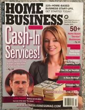 Home Business Cash In Services Special Issue October 2015 FREE SHIPPING!