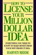 How to License Your Million Dollar Idea: Everythin
