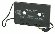 CD adaptor for standard car radio/cassette, 122 x 102 x 21mm [289.885UK]