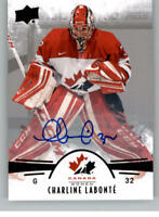 2016-17 Upper Deck Team Canada Juniors Hockey Black Autographs Pick From List